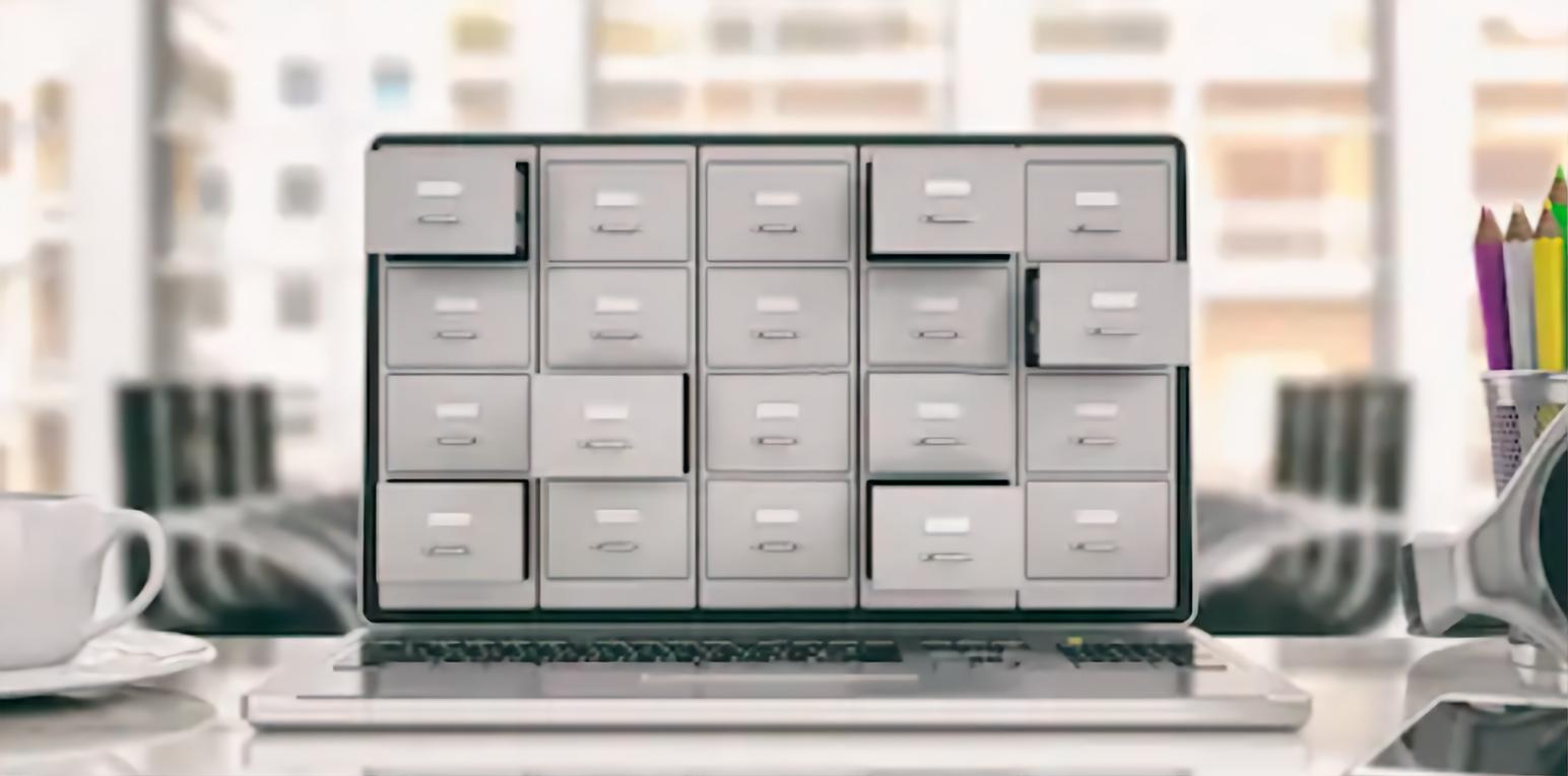Электронный архив как система структурированного хранения электронных документов